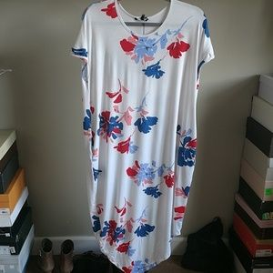 NWT Oversized T-SHIRT dress by Annabelle